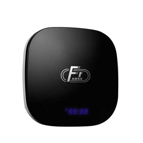 A95X F1 2GB + 16GB 4K TV Box - UK Plug