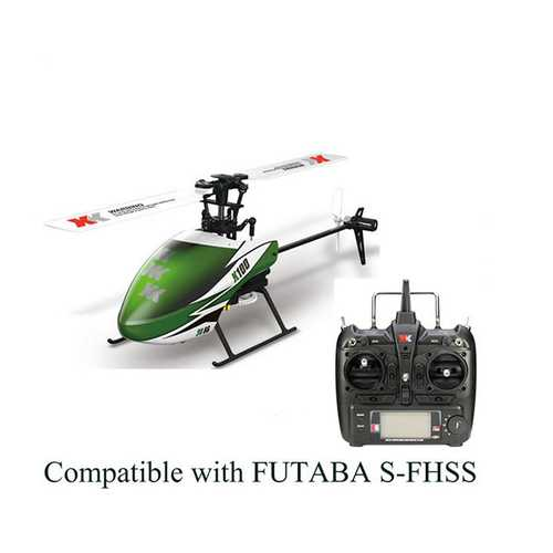 Brushless Motor RC Helicopter