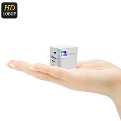 Orimag P6 Mini DLP Projector (Silver)