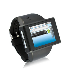 Android Mobile Phone Watch - Rock (B)