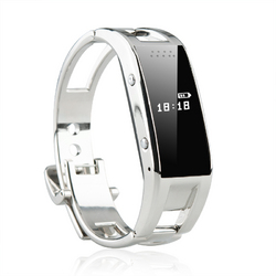 Bluetooth 3.0 Smart Wristband Watch