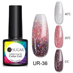7.5ml Nail Polish Resin Thermoplastic Glitter Nail Art Supplies