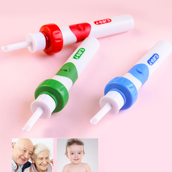 Elderly Kids Wireless Electric Safety Ear Wax Remover Cleaner Vacuum i-ears