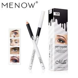 12 pcs/set Waterproof White Eyes Liner Pencils Eyeliner Makeup Smooth Easy to Wear Eyes Brightener Eye Liner Pencils