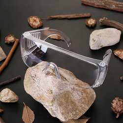 Multifunction Safety Goggles UV Protection Anti Chemical Splashing Work Protective Goggles Transparent