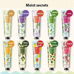 30g Hand Cream Fruit Moisturizing Hydrating Hand Cream for Winter Hand Care Nourishing Skin Care