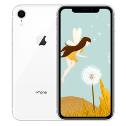 Apple iPhone XR RAM 3GB white_128GB
