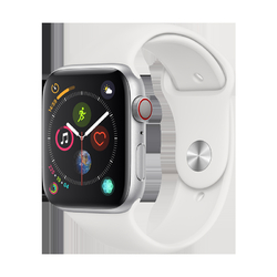 Category: Dropship Watches, SKU #PCO_007PTJ6U, Title: Apple iWatch Series 4 white_GPS+Cellular 40mm