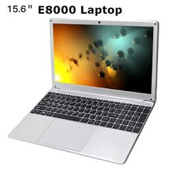 """15.6"""" Laptop Intel  E8000 4G RAM Student Laptop Ultrabook Win10 OS Notebook Computer 4 + 128G"""