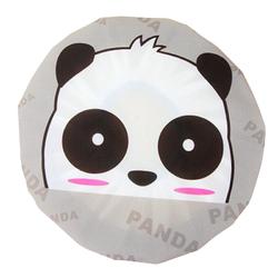 Cute Cartoon Shower Cap Resuable - Panda