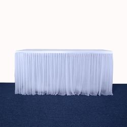 High-end Stretch Yarn Elegant Mesh Tutu Skirt