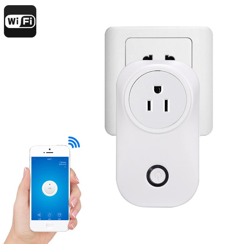 shop smart home wifi plug usa. Black Bedroom Furniture Sets. Home Design Ideas