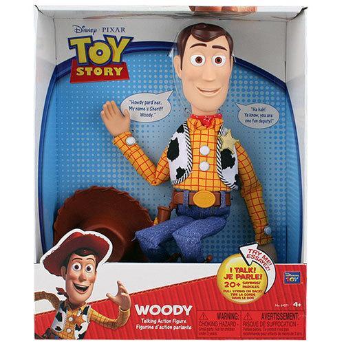 Disney Pixar Toy Story 3 Woody [Talking Action Figure]