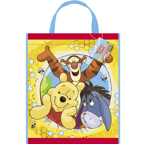 Winnie the Pooh Party Tote Bag