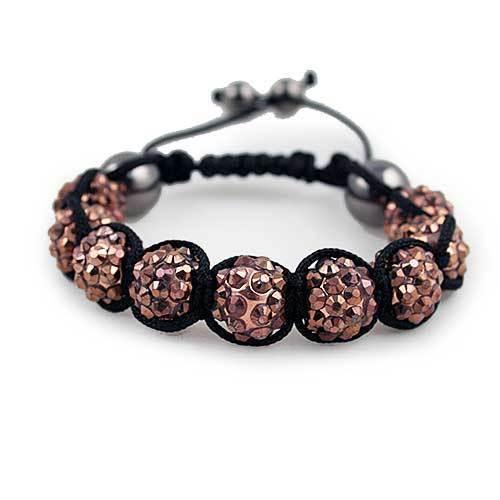 Shamballa Bracelet [Bronze]