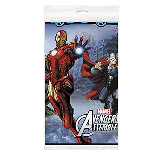Marvel's Avengers Plastic Table Cover