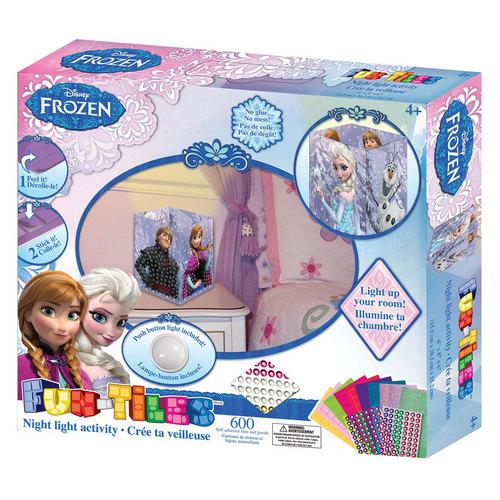 Disney Frozen Fun-Tiles Night Light Activity