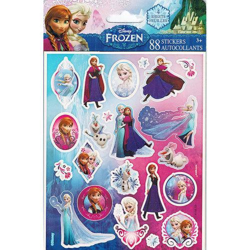 Disney Frozen Stickers [88 Stickers]