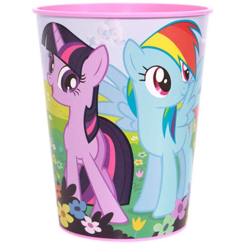 My Little Pony Plastic Party Cup [16 oz]