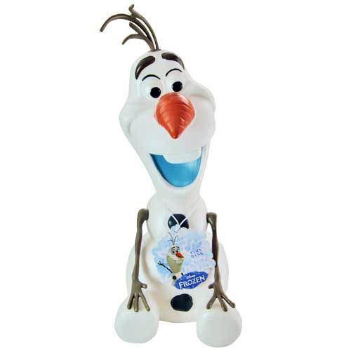 Disney Frozen - Olaf Molded Coin Bank
