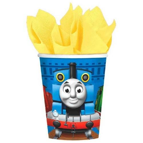 Thomas the Tank Engine 9oz Party Cups [8 per Pack]