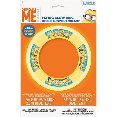 Despicable Me Glow Disc
