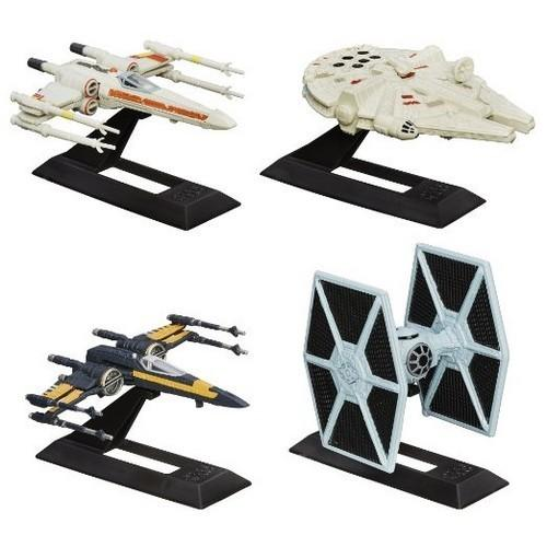 Star Wars Episode VII Black Series Die-Cast Multi Pack