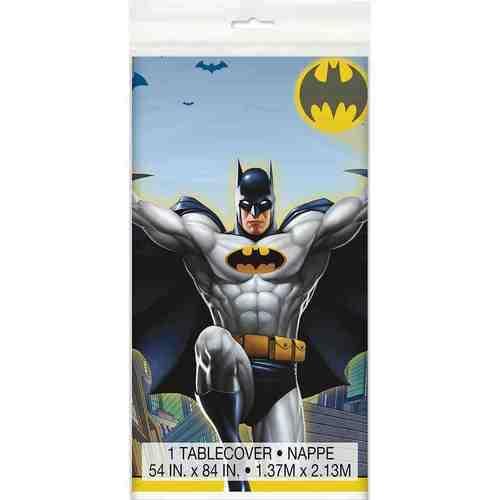 Batman Plastic Table Cover