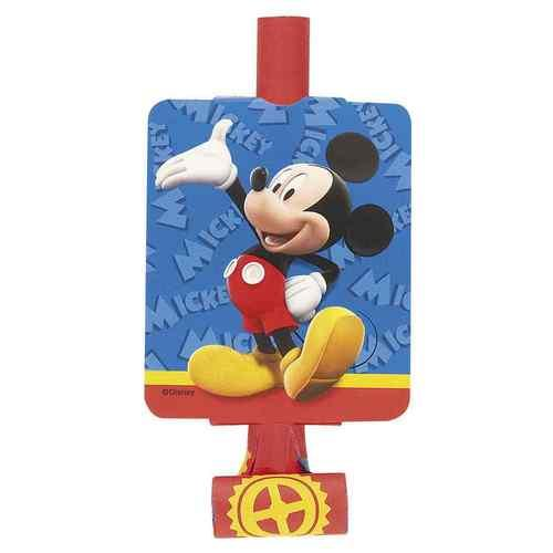 Mickey Mouse Clubhouse Blowouts [8 per Package]