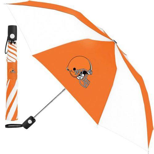 NFL Cleveland Browns Folding Umbrella