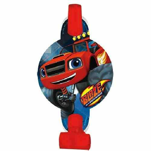 Blaze and the Monster Machines Blowouts [8 Per Pack]