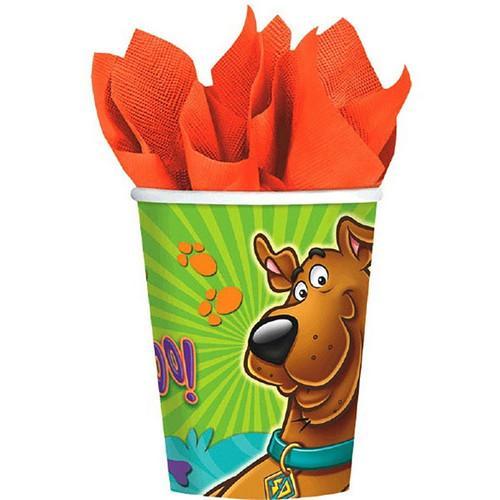 Scooby-Doo 9 oz. Cups [8 Per Pack]