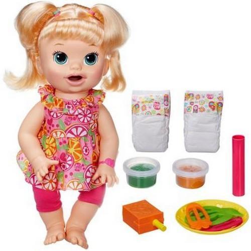 Baby Alive Snackin Sara [Blonde]