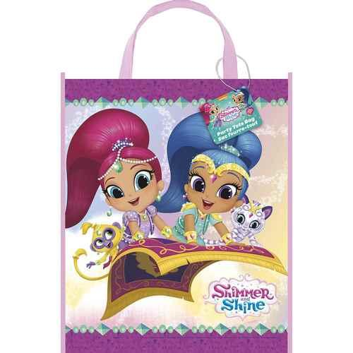 Shimmer and Shine Party Tote Bag