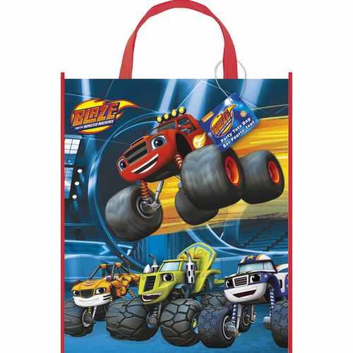 Blaze and the Monster Machines Party Tote Bag