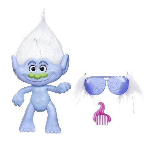 Trolls - Glitterific Guy Diamond Doll