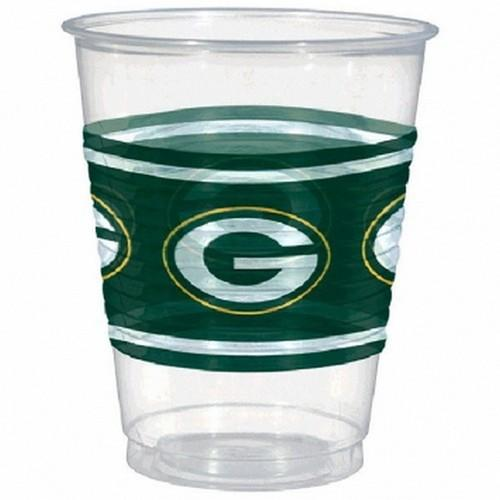 NFL Green Bay Packers Cups 16 oz. [25 cups]