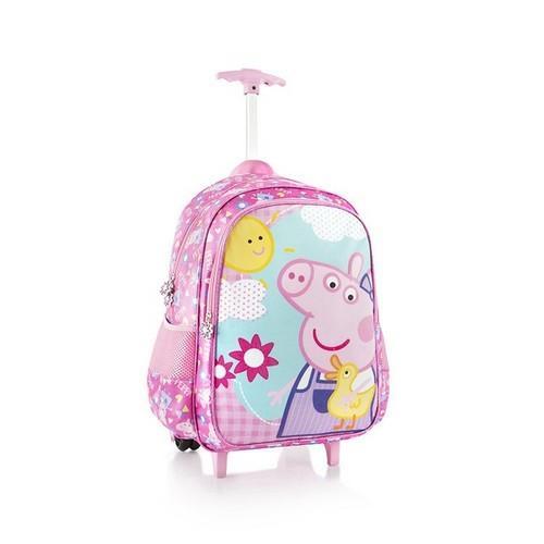 Heys Peppa Pig Rolling Backpack