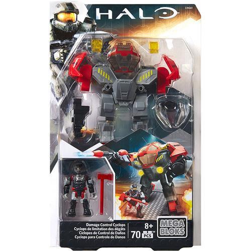 Mega Bloks Halo Damage Control Cyclops