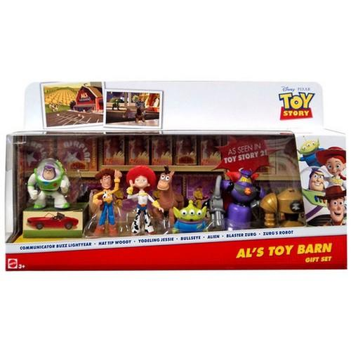 Toy Story Collectible Figure Set [Al's Toy Barn]