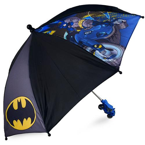 Batman Umbrella with Molded Handle [Batcycle]