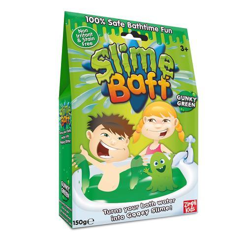 Slime Baff - Gunky Green