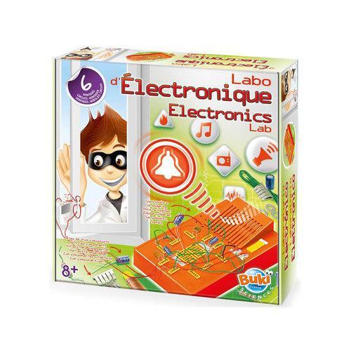 Buki Electronics Lab