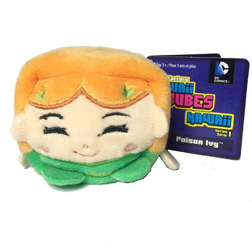 Kawaii Cubes DC Comics Poison Ivy Plush