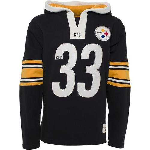 Pittsburgh Steelers NFL All Pro Heavyweight Hoodie - Large