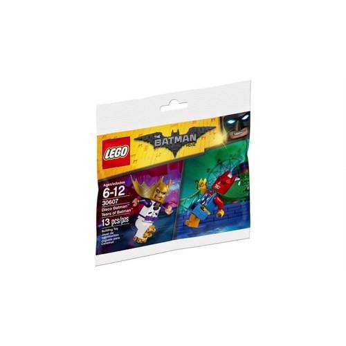 LEGO Batman Movie Disco Batman and Tears of Batman Minifigs [30607 - 13 Pieces]
