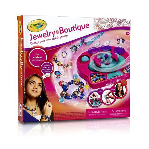 Crayola Jewelry Boutique
