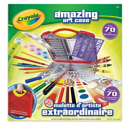 Crayola Amazing Art Case