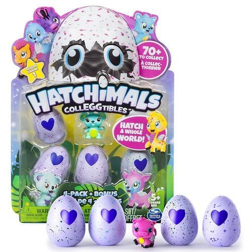 Hatchimals CollEGGtibles 4-Pack [Season 1]