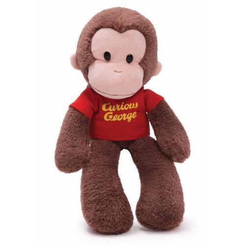 Gund Curious George Take A Long Plush